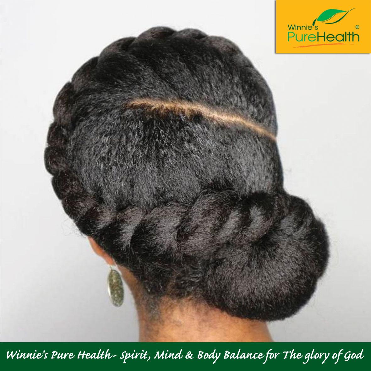 Nappy Hair Winnies Pure Health